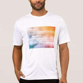 Camiseta Investigación y desarrollo con el doctor Viewing