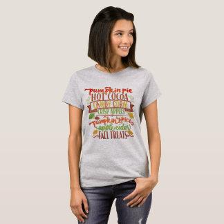 Camiseta Invitaciones de la caída