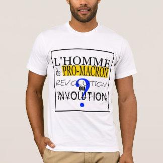 Camiseta Involución del ou de la evolución de