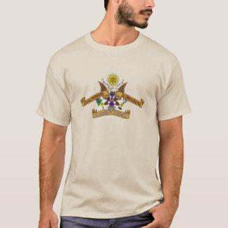 Camiseta ¡Irlandés escocés - de pioneros a los presidentes!
