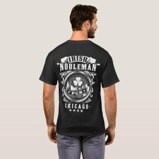 Camiseta irlandesa del Pub del noble