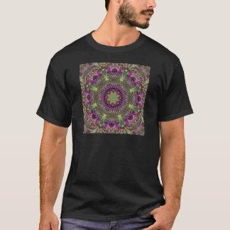 Camiseta Ironweed gigante, caleidoscopio del Wildflower