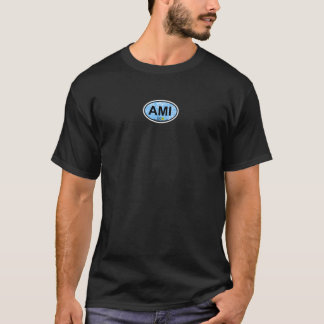 Camiseta Isla de Ana Maria - diseño oval