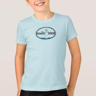 Camiseta Isla de Fenwick