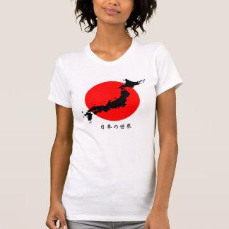 Camiseta Isla de Japón