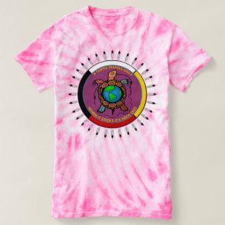 Camiseta Isla de la tortuga del nativo americano inspirada