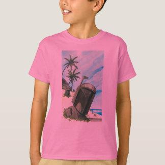 """Camiseta """"Isla del Fett Moai """""""