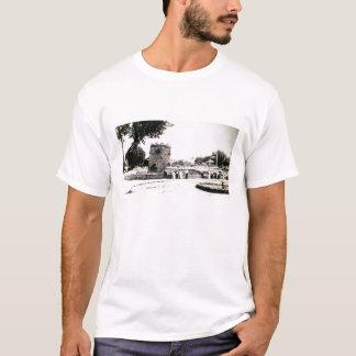 Camiseta Isla del mono de Chanute Kansas