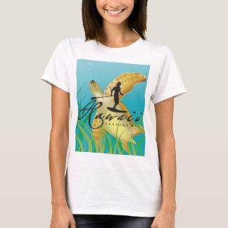 Camiseta Islas de Hawaii y practicar surf 191