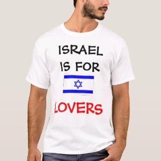 CAMISETA ISRAEL ESTÁ PARA LOS AMANTES