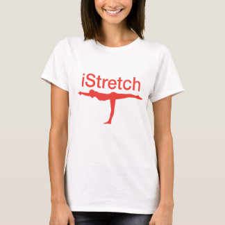 Camiseta iStretch_Orange colorway