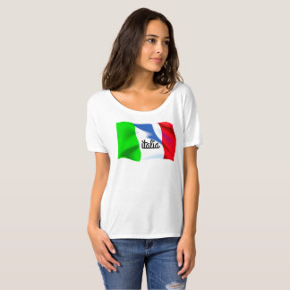 Camiseta italiana del novio
