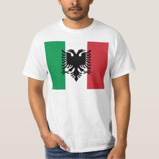 Camiseta Italiano Arberesh, bandera de Italia