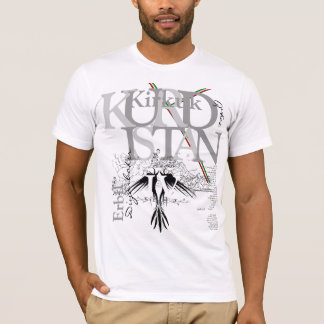 Camiseta IV Kurdistan - W.