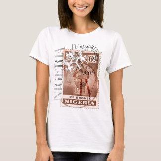 Camiseta IV mujeres de Nigeria