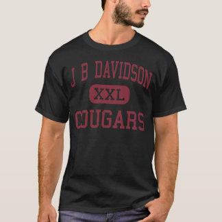 Camiseta J B Davidson - pumas - centro - San Rafael