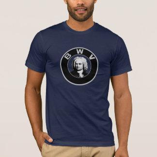 Camiseta J.S. Bach