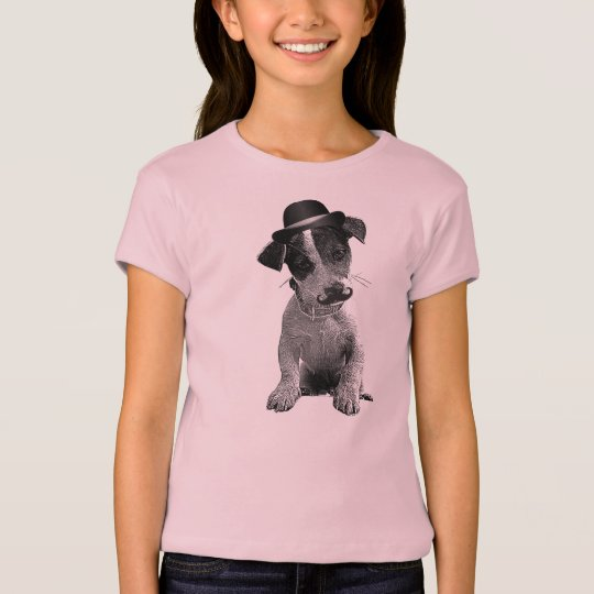 CAMISETA JACK RUSSELL HIPSTER T-SHIRT