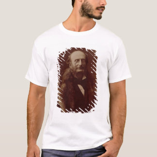 Camiseta Jacques Offenbach (1819-80), compositor alemán,