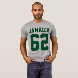 Camiseta Jamaica 62 - Proud Jamaicans - reggae Rasta Shirt