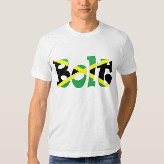 Camiseta jamaicana de la bandera de Usain Bolt