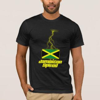 Camiseta jamaicana de la velocidad (Usain Bolt)