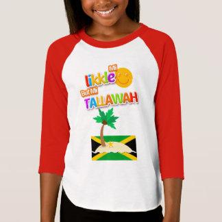 "Camiseta jamaicana de ""Likkle Tallawah"" de los"