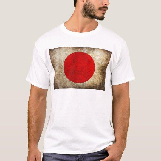 CAMISETA JAPAN FLAG