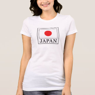 Camiseta Japón