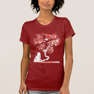 Camiseta Jardín de piedras
