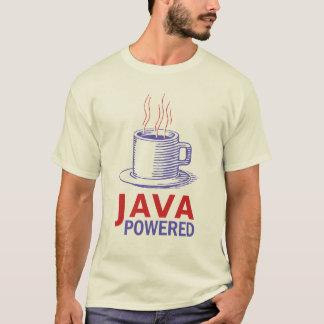 Camiseta Java accionó