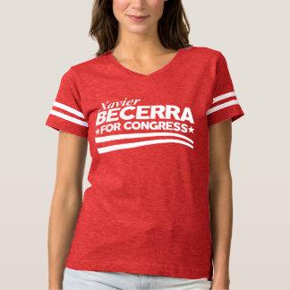 Camiseta Javier Becerra