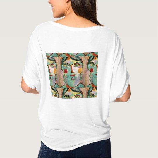 Camiseta Jawlensky, Mystical Head