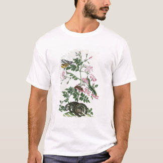 Camiseta Jazmín: con la serpiente, la polilla, el