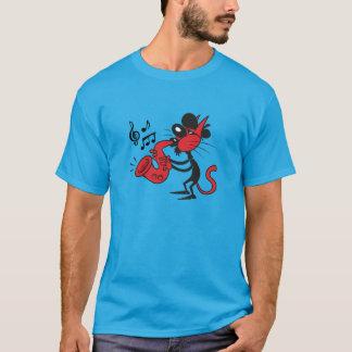 Camiseta Jazz Cat