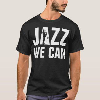 Camiseta Jazz clarinet player