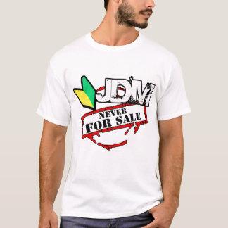 Camiseta JDM nunca para la venta (luz)
