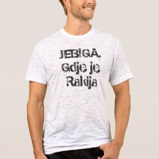 Camiseta je Rakija del gdje