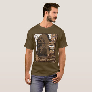 Camiseta Jefe de Cheyenne de dos lunas