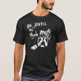 Camiseta Jekyll encuentra a Hyde