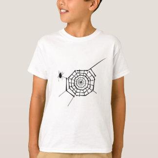 Camiseta jerarquía de la araña