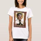 Camiseta Jesús Malverde, el bandido abundante