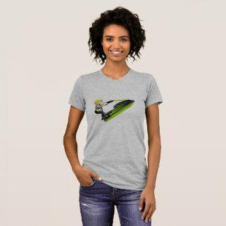 Camiseta Jet ski fan