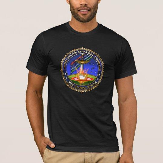 Camiseta JFCC para la huelga y la integración globales