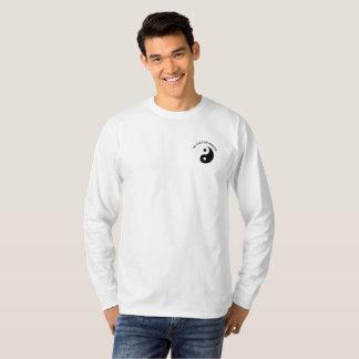 Camiseta JI del TAI PARA la manga larga de la SALUD unisex