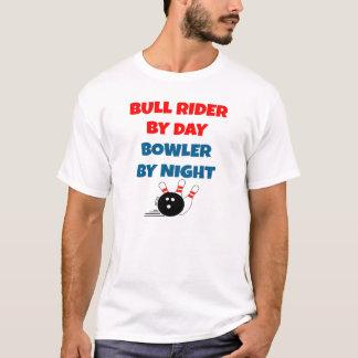 Camiseta Jinete de Bull por el jugador de bolos del día por
