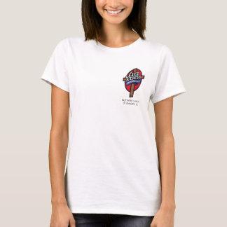 Camiseta Jinetes logo2 cruzado de la vida