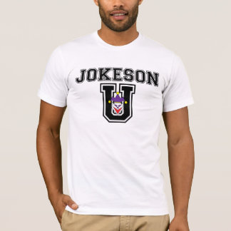 Camiseta JokesonU