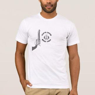 "Camiseta Jose ""la pistola"" Villarisco, impresión blanca"