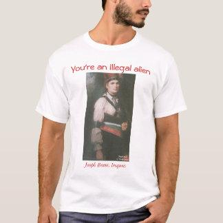 Camiseta Joseph Brant del Iroquois
